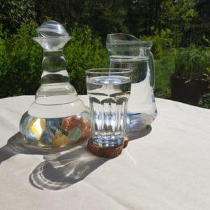 Edelsteine zur Wasserenergetisierung
