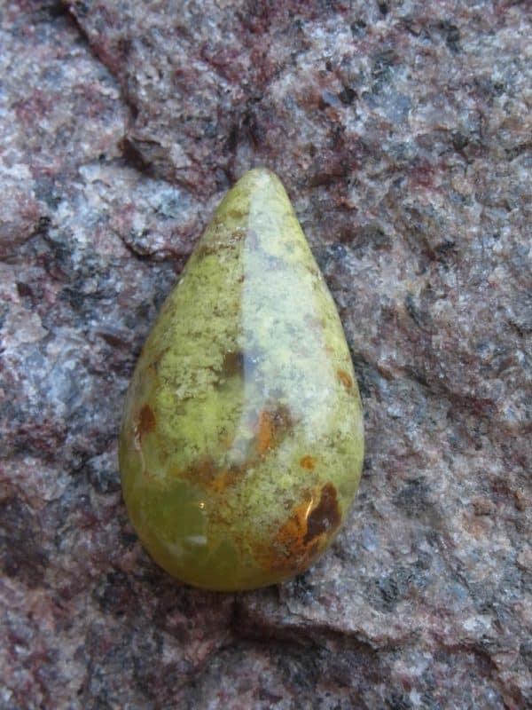 Opal gruen