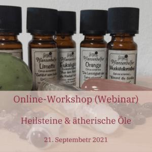 Online Heilsteine Workshop